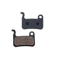 Wholesale One Pair Durable Iron Organic Disc Brake Pad with Spring for MTB Mountain Bike