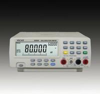bench top dmm - VICHY VC8145 LCD DMM Digital Bench Top Multimeter Meter