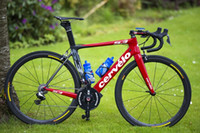 Wholesale 2014 s3 complete bikes road bikes with ultegra groupset made in carbon t1000 size bikes easy cycling bicycle