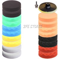 Wholesale 20Pcs mm Inch High Gross Buffing Polishing Pad Kit M14 Thread