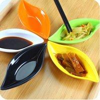Wholesale Small dish snacks fruit plate multi purpose seasoning spices vinegar tableware salad sauce dish