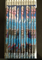 Wholesale blue students pencil Stationery School supplies Christmas Gifts