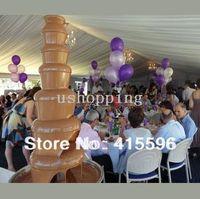 big chocolate fountain - 120cm Large Tier Commercial Chocolate Fountain Removable Big Bowl For Rent Use