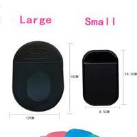 Wholesale Anti Slip Mat Magic Car Dashboard Silica Gel Sticky Pad Non slip Mat Anti Slip Phone Holder for LG Iphone
