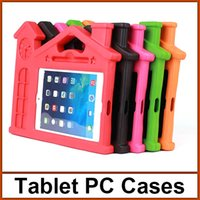 Wholesale carton house design EVA case tablet pc cases for ipad mini EVA protective case