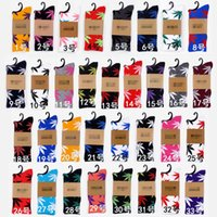 Cheap 36color Hot Crew high Socks Weed Skateboard hiphop socks Leaf Maple Leaves Stockings Cotton Unisex Plantlife Socks 50pair