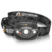 Wholesale LED Headlamp Flashlight LED headlight For Camping Running Hunting Reading More Water Resistant as black diamond