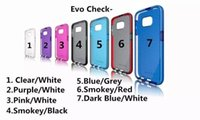 Wholesale Tech21 Case for Apple iPhone Plus S6 Transparent Impact Evo Mesh Case Cover TPU Bumper D3O Skin Protector with Retail Box US03