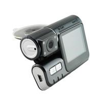 Wholesale Full HD P Dual Lens Car DVR Vehicle DVR Camera Dashboard Video Recorder Cam Blackbox Dash Cam Night Vision G sensor