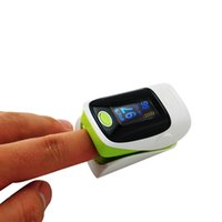 Wholesale Color OLED Fingertip Pulse Oximeter Spo2 Monitor pc