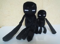 toy for man - Minecraft Stuff Plush Toy LARGE Enderman huge Stuffed Plush Toys Dolls CM Inches Big Ender man Game Cartoon gift for children day