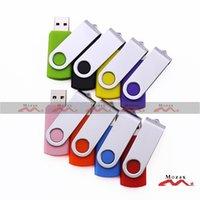Wholesale 128MB USB Drive Memory Flash Pendrive Stick Logo Service Good Quality No Data Lose Mixture Colors