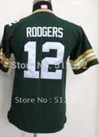 aaron rodgers jersey number - Factory Outlet Aaron Rodgers Clay Matthews Youth Kids jersey name number stitched