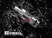anti system - Original Uwell Rafale Tank ml Uwell new tank Fit SUS316 Coils Patented ASB system Anti Spit Back vs Uwell Crown Tank Equator Tank