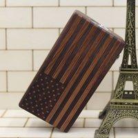 shadow boxes - 3 Designs American Flag Wood Mod Dual Parallel Mod Clone vs Yep Dark Shadows Wooden V2 V3 Box Mod