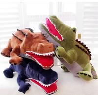 alligator plush toy - Crocodile Alligator Warm Hand Pillow Plush Toy