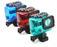 Wholesale For Gopro Hero Sports Action Camera Tough Waterproof Housing M Underwater Protector Case DHL EMS