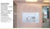 Wholesale Whiteboard soft stickers whiteboard hanging soft whiteboard wall stickers cm more size could be choosed