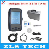 Cheap V2015.1 for TOYOTA Intelligent Tester IT2 for Toyota and for Suzuki without Oscilloscope Professional Diagnostic Tool