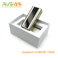 Wholesale Joyetech Cuboid w Mod Temp SS316 Mode w Big Out Put Best Matching with Joyetech Cubis Tank VS Evic VTC Mini with Cubis