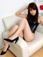Cheap 5 Color Adult Women Wetlook Leather Latex Teddy Catsuit PVC Vinyl Bondage Corset Sexy Exotic Maid Lingerie One Pieces Swimsuit