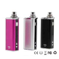 Moda caliente de China de los nuevos productos y cigarrillo electrónico fresco istick 10W 20W 30W 40w enorme vapor mod mod de la caja del vapor