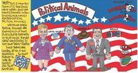 Wholesale 1pcs wholeasle new pets toys good for dog cat Hillary Bush SCHWARZENEGGER Chew Cotton
