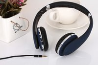Cheap Free shipping Bluetooth Headphones Earphone Headset Stereo Wired Head Phone with Microphone for MP3 Game Computer PC Mobile