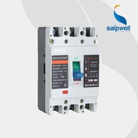 Wholesale Saipwell A Pole Moulded Case Circuit Breaker Protection CEE IEC High Quality MCCB Breaker SPM2 L P
