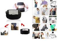 Wholesale Waist Support Belt Self heating Magnetic Therapy Waist Support Belt Tourmaline Lumbar Back brace Sport Belt Best price