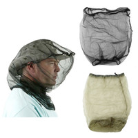 Wholesale Hot Worldwide Working Mask Workplace Safety Face Mask Fishing Camping Hunting Anti Mosquito Bug Insect Bee Protective Head Mesh