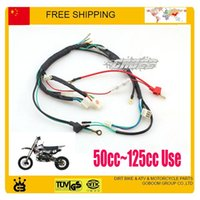 50cc dirt bikes - 50cc cc cc cc dirt bike pit bike parts electric cable assy electronic wire accessories order lt no track