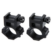Wholesale 2pcs Tactical Scope Rail Mount mm Ring for Scope Flashlight Torch Hunting Tool