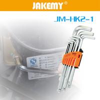 Wholesale Deko US Jakemy JM HK2 wrench nine sets of hex key set