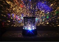 Wholesale Star Ceiling Night Light - Sky star projector night light children novelty gift master star starry lamp wall ceiling decor Free Shipping 1pcs lot