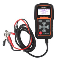 battery check tool - Foxwell BT705 Car Battery Analyzer Diagnostic Tools Check Battery Health and Detect Faults of Starting and Charging System