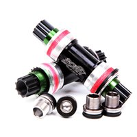 Wholesale NEON ISIS BB Bottom Bracket Steel and TI Version for Bike Trial