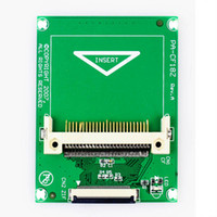 Wholesale CF Compact Flash Card To quot ZIF Pin Adapter For iPod ZIF Drives D5325A