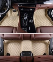 audi tt special - Good quality Custom special floor mats for Audi TT waterproof wear resisting Easy to clean carpets for TT
