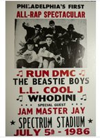 beastie boys - RUN DMC The Beastie Boys L L Cool J Print Poster Best Wall Poster