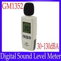 Wholesale Digital sound level meter GM1352 decibel meter dBA dBA