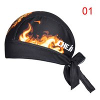 Wholesale Protective Cycling Headscarves Popular Portable Bicycle Headwear for Men and Women Lycra Material Free Size Hot Sale CJ