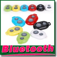 Wholesale New Hot Bluetooth Wireless Remote Shutter Self timer Self Timer Selfie Remote for Android Above Smartphones IOS