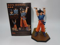 akira movie - New Hot Comic Anime Akira Toriyama Dragon Ball Z Son Goku Spirit Bomb Ver Battle CM Bandai Action Figure Toys