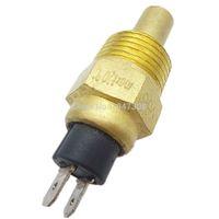 Wholesale Water VDO Temp Temperature Gauge Sensor Sender Unit NPT Engine Water Temperature Sending Switch Sensor Water Temp Sensor Plug