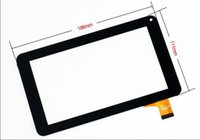 Wholesale New quot Inch Touch Screen with Digitizer For RCA RCT6378W2 PC Tablet touch panel TPT F