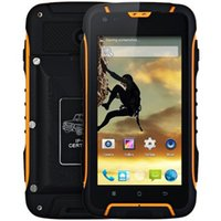 waterproof cell phone - Jeep F605 IP68 Bank Cell Phone MTK6572 dual core inch mAh Battery MP Waterproof Shockproof Anti dust