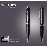 Cheap 5 mega pixel Mini DV HD Video pinhole Real full hd Crystal clear footage manual for hidden camera pen