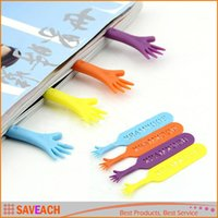Wholesale 4PCS Set Funny Help Me Bookmark Note Pad Memo Stationery Book Mark Novelty Funny Gift