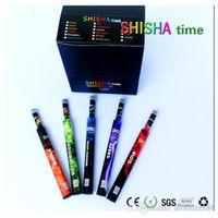Wholesale 2015 e ShiSha E Hookah Pipe Pen Electronic Cigarette Smoking Pipes Stick Sticks Shisha Water Hookah E Cigarette Cigarettes o pen bettery